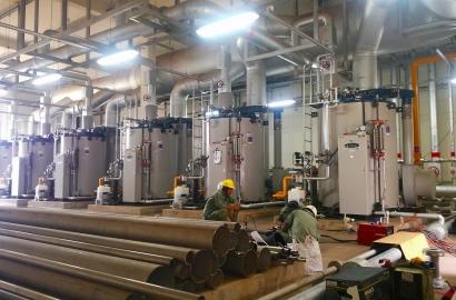 Thi công đường ống công nghệ