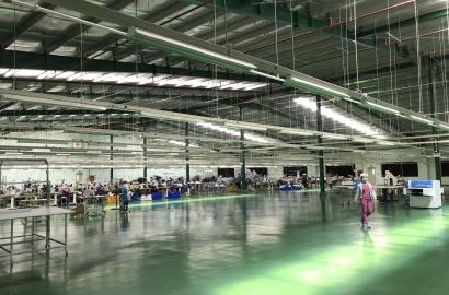 Đưa vào bàn giao gói M&E nhà máy  Able-Bình Định