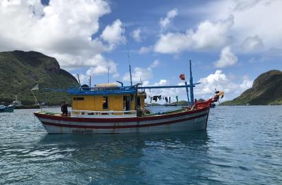Câu Cá Côn Đảo -コンダオ釣り